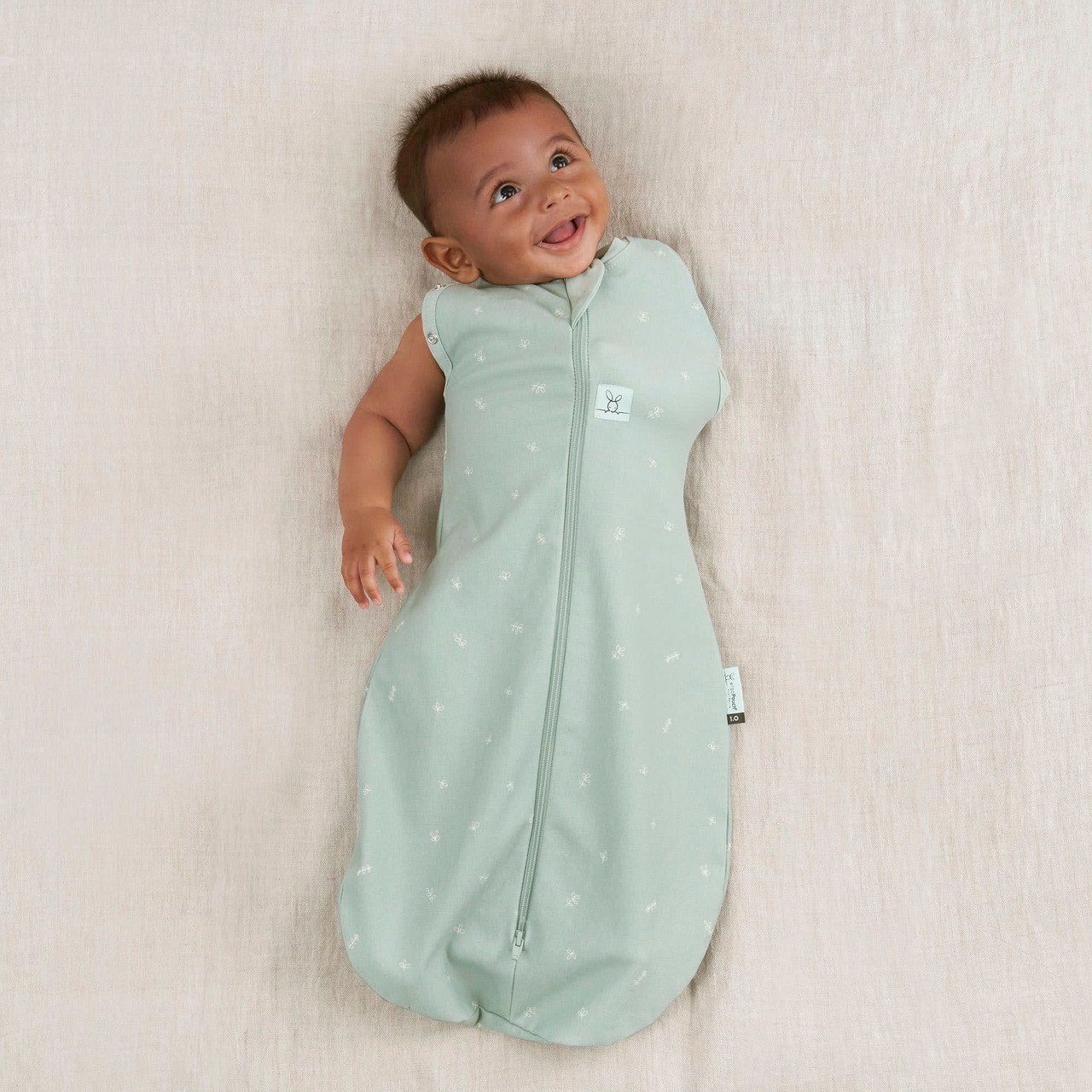 ergoPouch Cocoon Swaddle Bag 0.2 Tog Preemie 0000M at Baby Barn Discounts