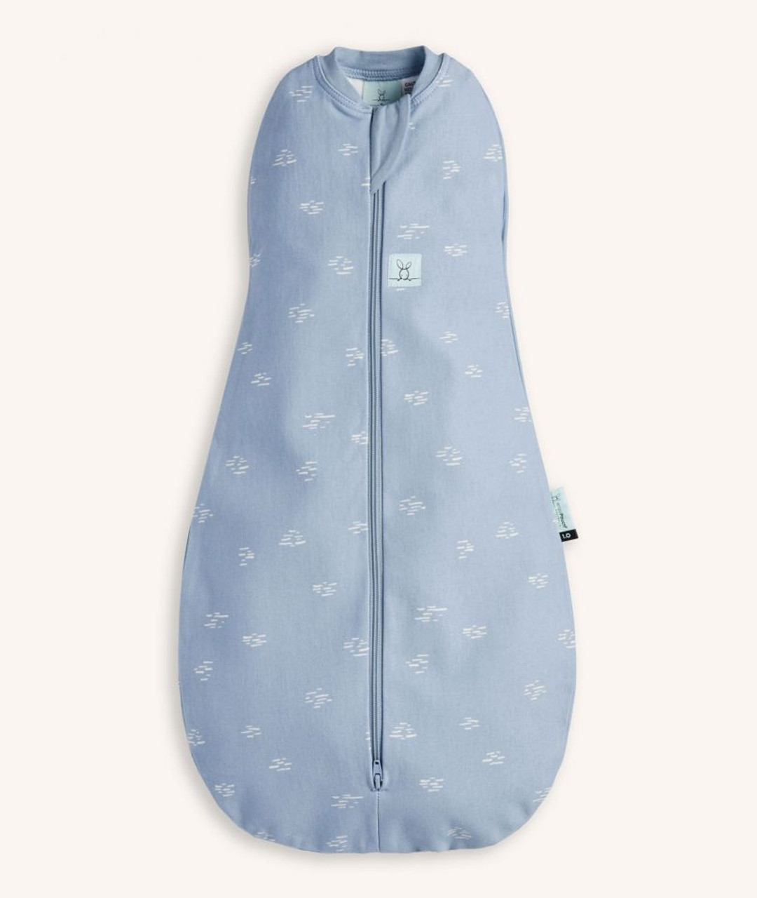 ergoPouch Cocoon Swaddle Bag 0.2 Tog 0-3 Months at Baby Barn Discounts Lightweight newborn swaddle  from ergoPouch perfect for summer nights sleep.