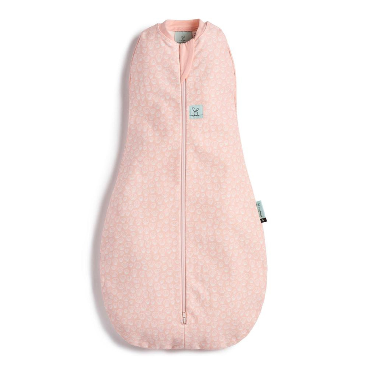 ergoPouch Cocoon Swaddle Bag 0.2 Tog 6-12 Months at Baby Barn Discounts ergoPouch lightweight swaddle cocoon style for hot summer nights.