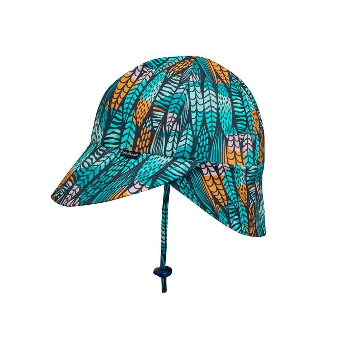 Bedhead Beach Legionnaire Flap Hat - Surfboard
