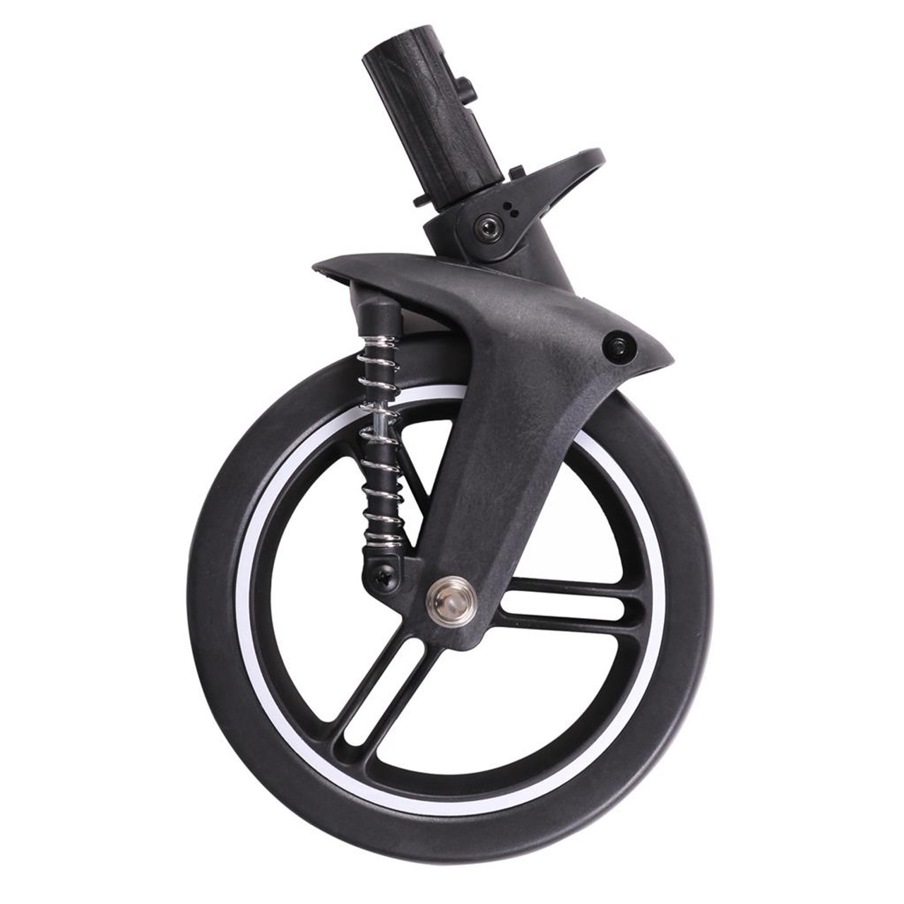Phil & Teds DashV5 Front Wheel Complete at Baby Barn Discounts Complete front wheel for Phil & Teds Dash 2015+ buggy.