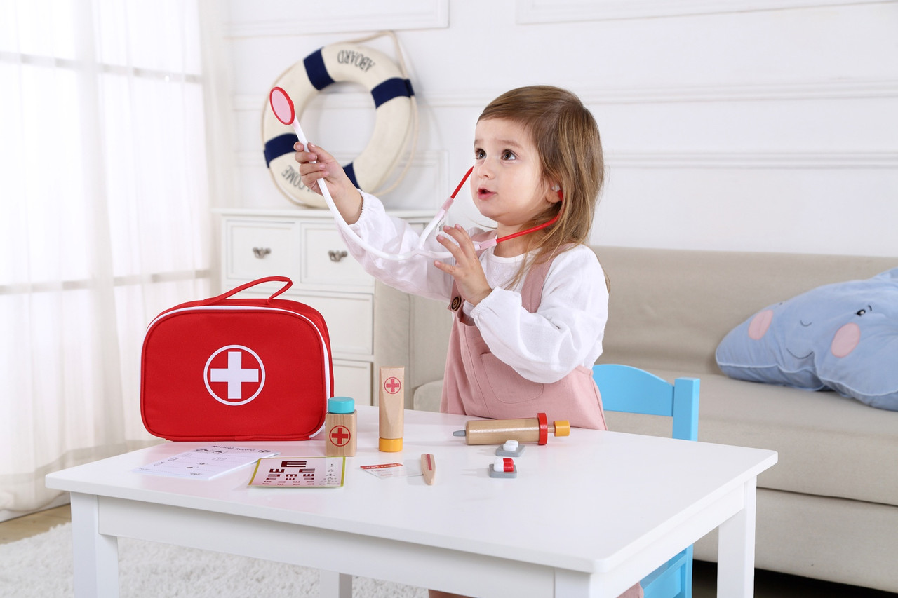 Tooky Toy Little Doctor at Baby Barn Discounts Every child loves to play doctors and nurses at some time!