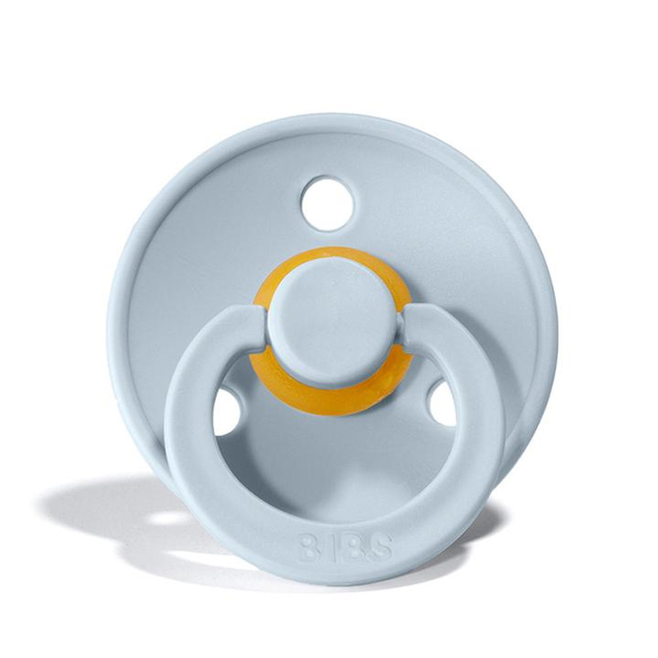 BIBS Colour Collection Pacifier Size Two at Baby Barn Discounts The Colour collection by BIBS is the perfect shape for babies mouth and features a comfortable shield and a beautiful array of colours. This lightweight pacifier is a wonderful baby accessory.