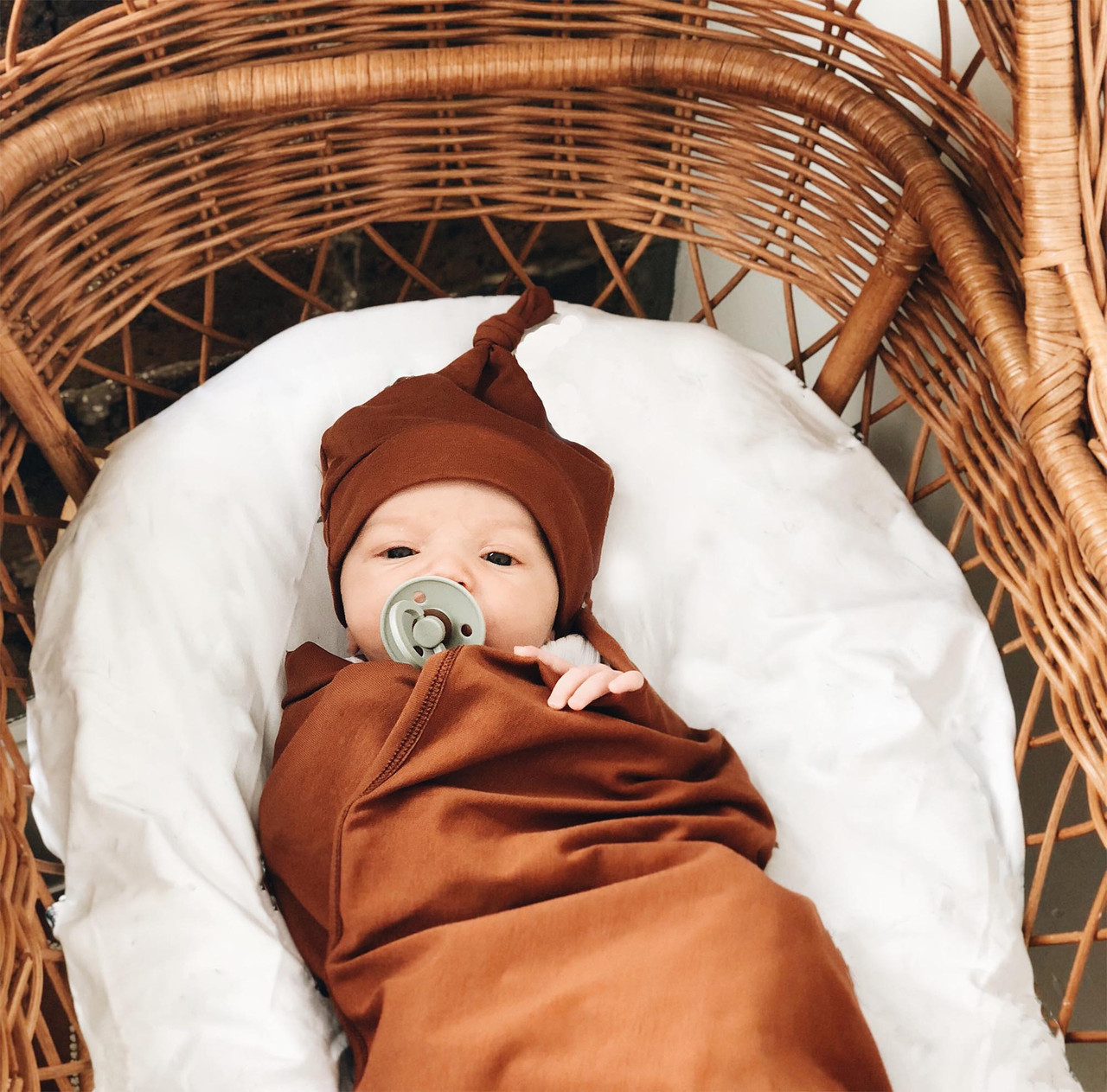 Snuggly Jacks Stretch Wrap & Beanie Set   Baby Barn Discounts Snuggly Jacks swaddle is perfect for getting a nice tight fit, while still being breathable.