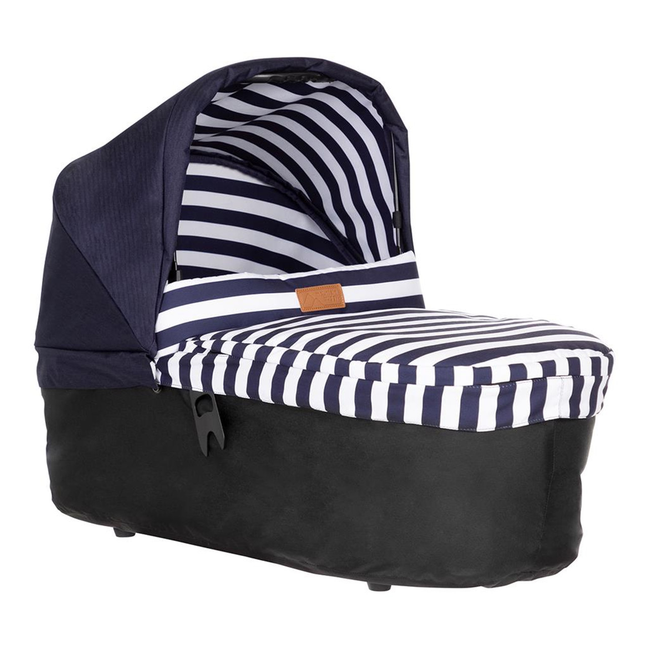 Mountain Buggy Carrycot PLUS for Urban Jungle, Terrain and +one | Baby Barn Discounts Mountain Buggy carrycot plus compatible for the Urban Jungle, terrain & +one