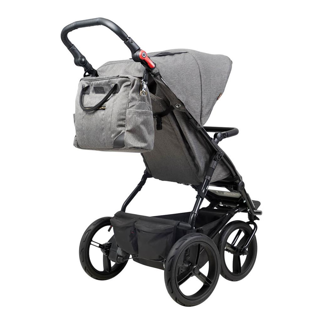 Mountain Buggy Luxury Collection Urban Jungle Herringbone Package Deal