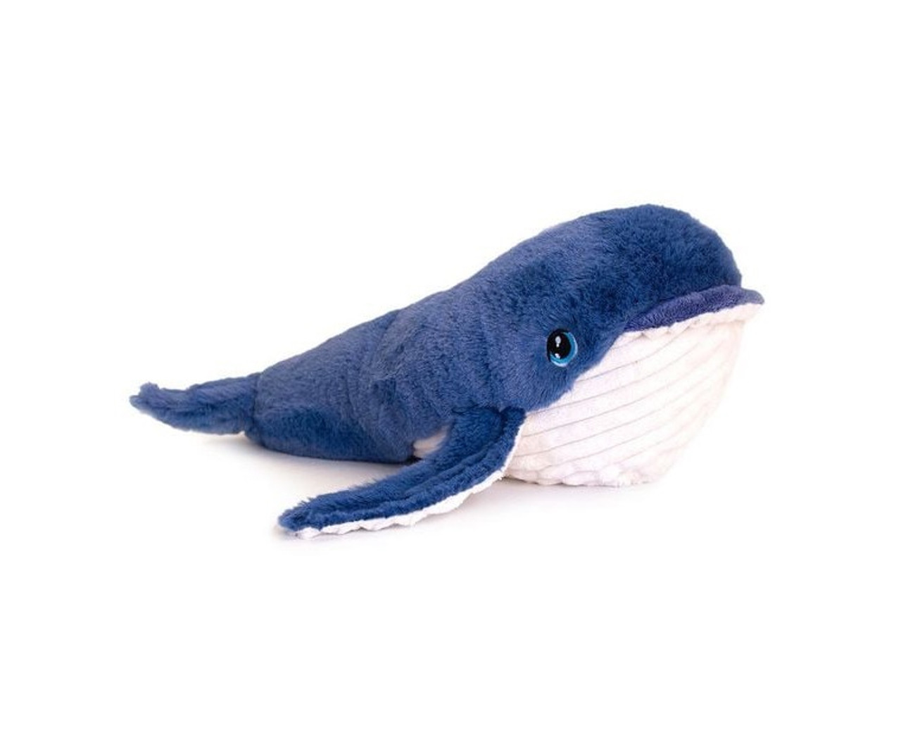 Korimco Keeleco Plush Toy Whale at Baby Barn Discounts Korimco keeleco plush toy range is made from recycles inner with super soft body.