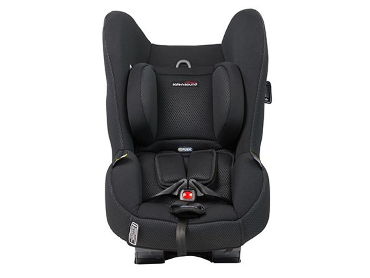 Britax black small car seat quickfix