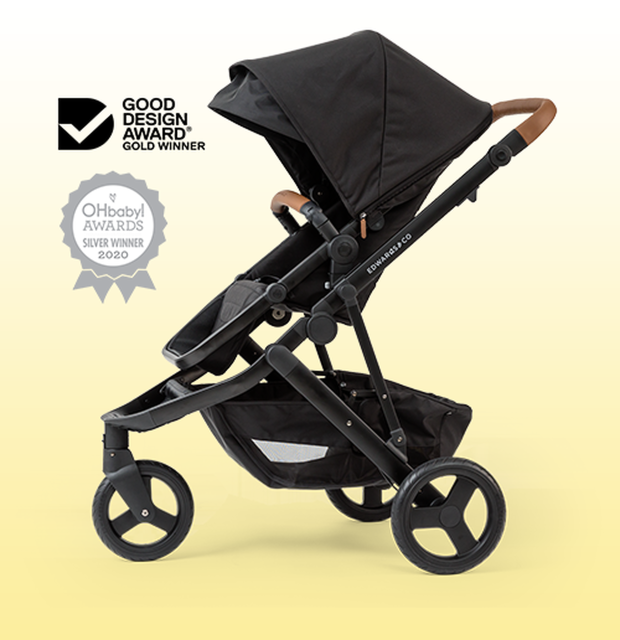 Edwards and Co Oscar MX Stroller
