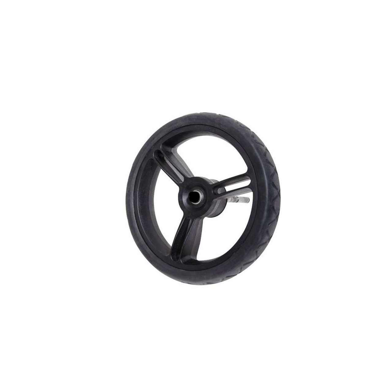 Mountain Buggy Rear Wheel 10 inch Aerotech Wheel fits Swift 2017 on at Baby Barn Discounts Aerotech rear wheel Replacement spare part for Mountain Buggy Swift 2017+.