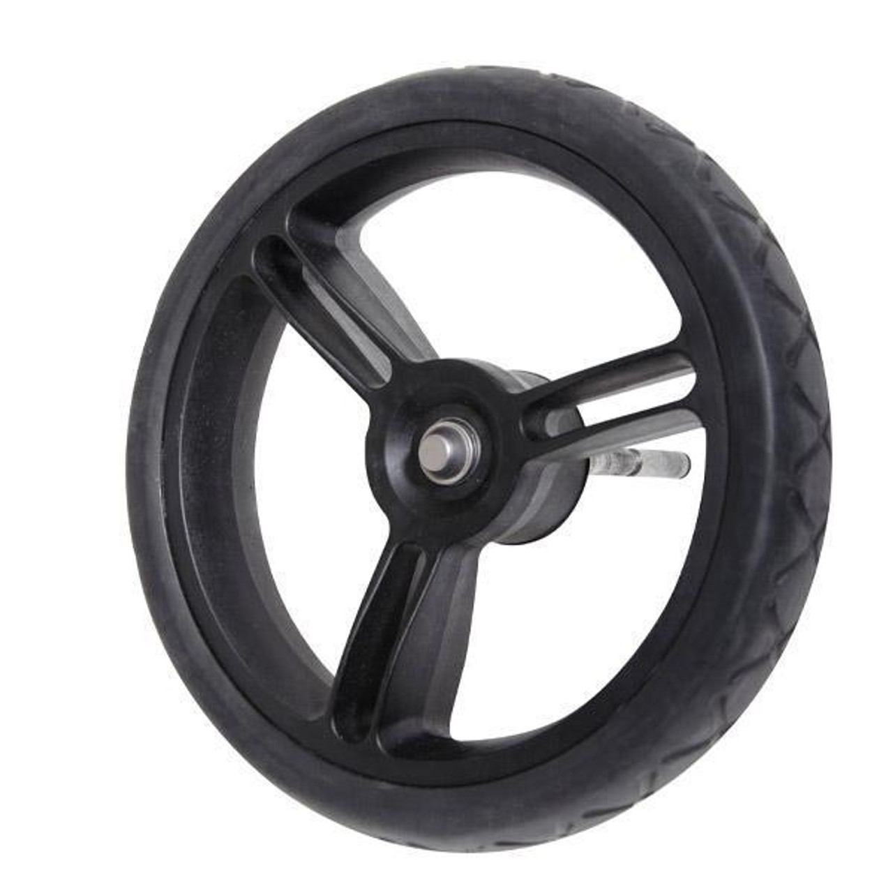 Mountain Buggy Rear Wheel 10 inch Aerotech Wheel fits pre-2017 Swift at Baby Barn Discounts Aerotech rear wheel Replacement spare part for Mountain Buggy pre-2017 Swift.