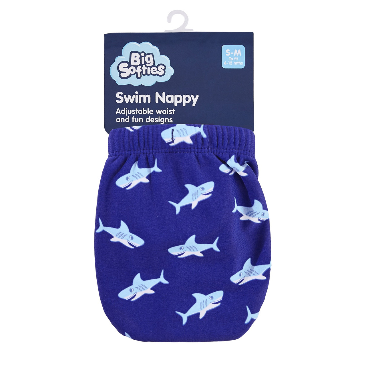 Big Softies Swim Nappy S-M BOY at Baby Barn Discounts Easy removal Little Swimmers disposable swimpants are designed not to swell the water unlike regular nappies.