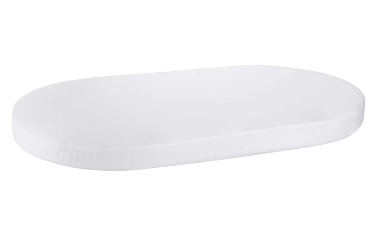 Boori Oval Cot Fitted Sheet 119 x 64cm at Baby Barn Discounts Oval cotton fitted sheet is designed specifically for use with Boori Oval Cots.