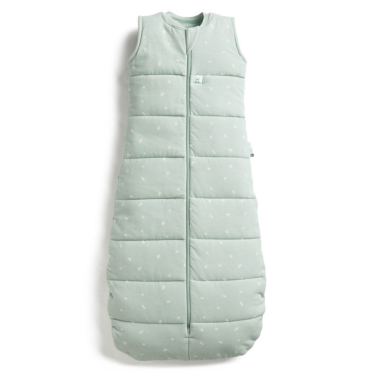 Ergopouch 2.5 tog Jersey Sleeping Bag 3-12 Months SAGE at Baby Barn Discounts