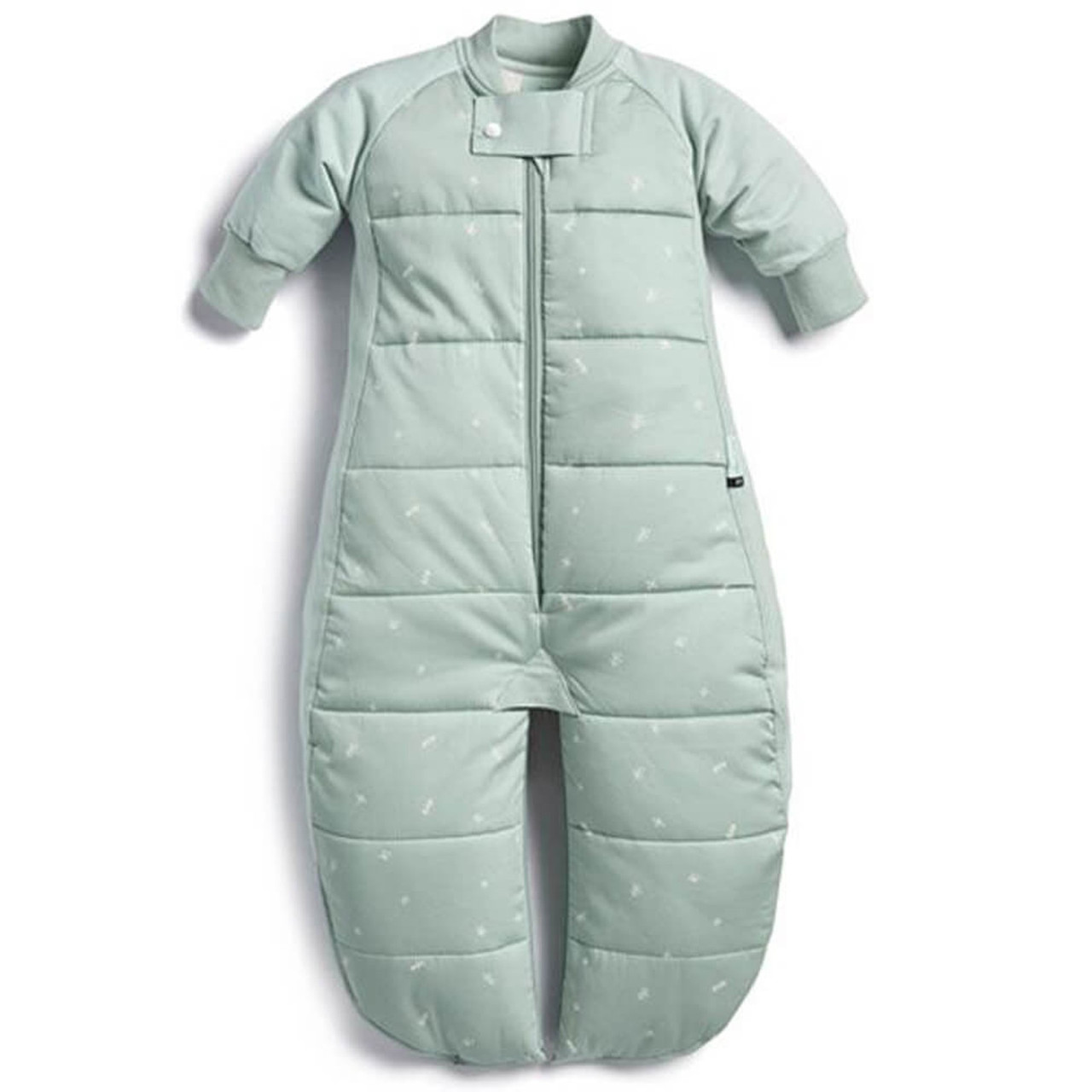 Ergopouch Sleepsuit Bag 2.5 Tog 3-12 Months at Baby Barn Discounts Ergopouch award-winning Sleep Suit Bag converts from a Sleeping Bag to a Sleep Suit with legs using the 4-way zippers.