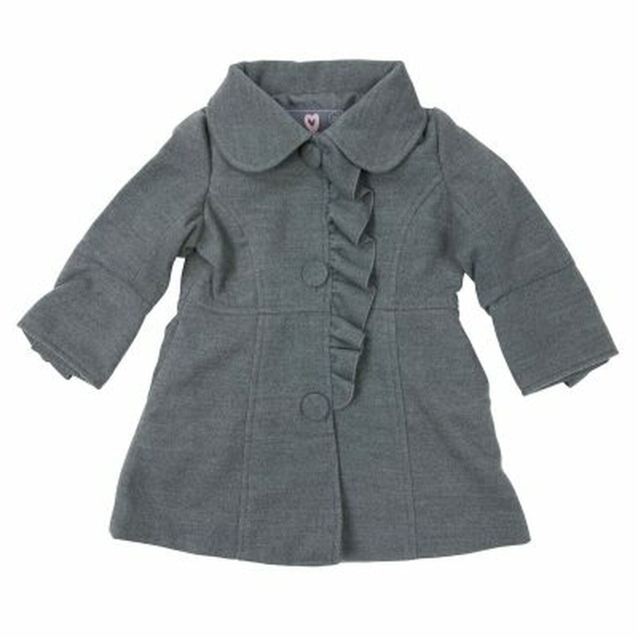 Korango Shooting Star Overcoat- Grey at Baby Barn Discounts The perfect winter accessory for little ones. Stay warm and look fantastic all winter long with this stylish overcoat.