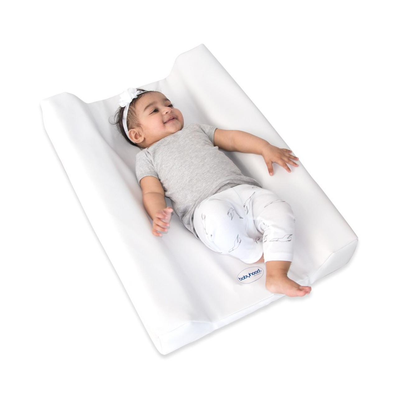 Babyhood Change Mat High Side at Baby Barn Discounts Babyhood changing mattress is waterproof and perfect to be used on changing station.
