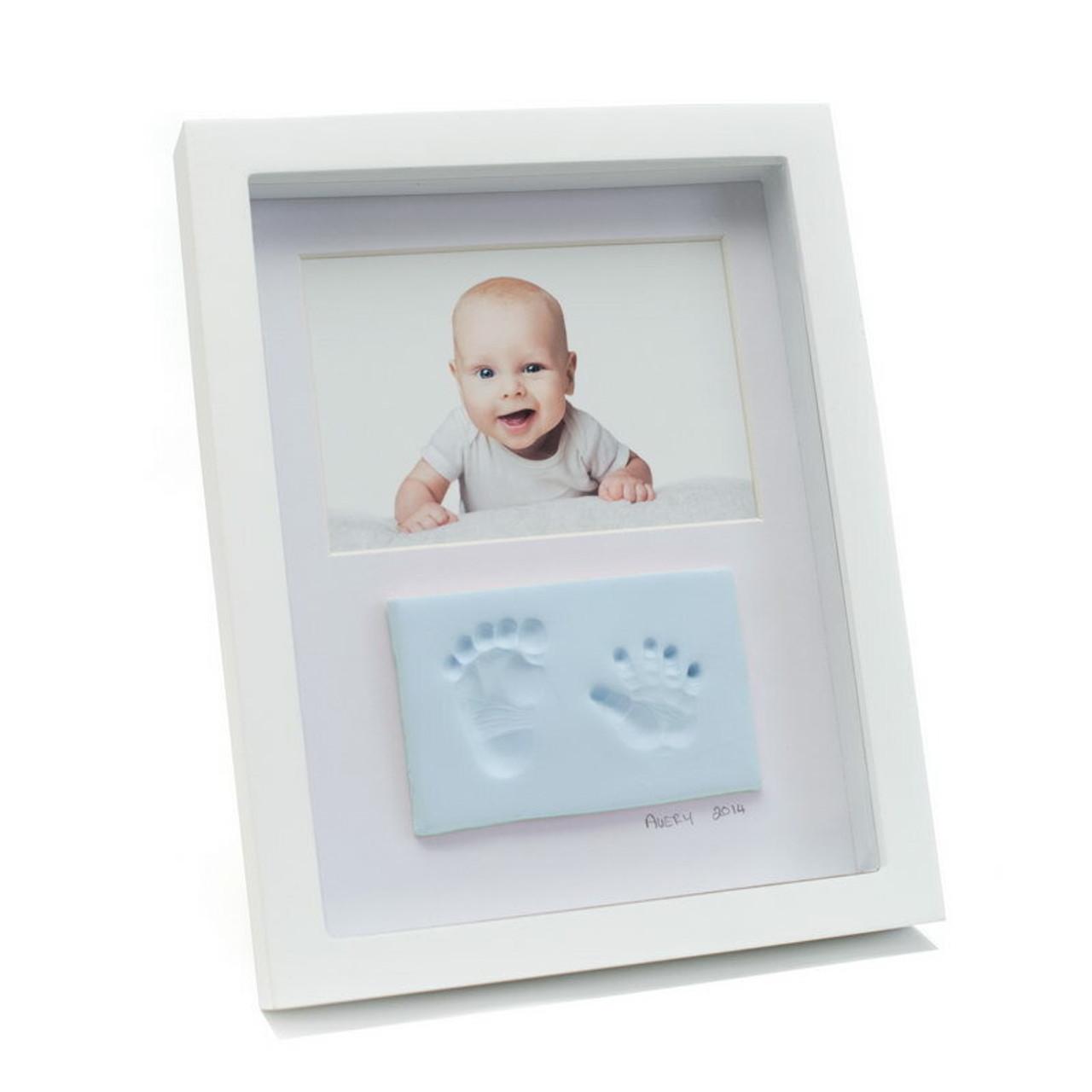 Baby Ink Soft Clay Keepsake Frame Impression Kit