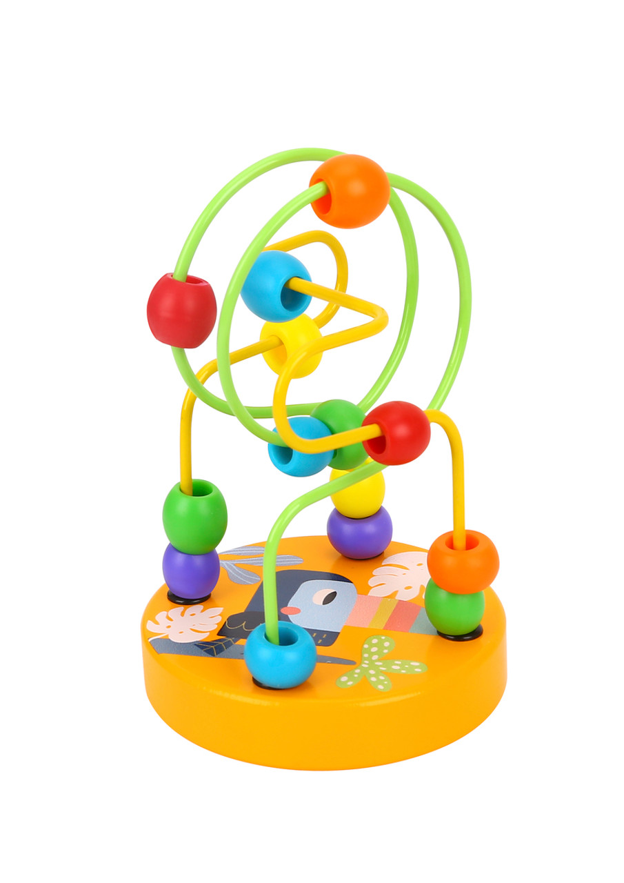 Wooden Toy from Tooky Toy great for learning and development for your baby