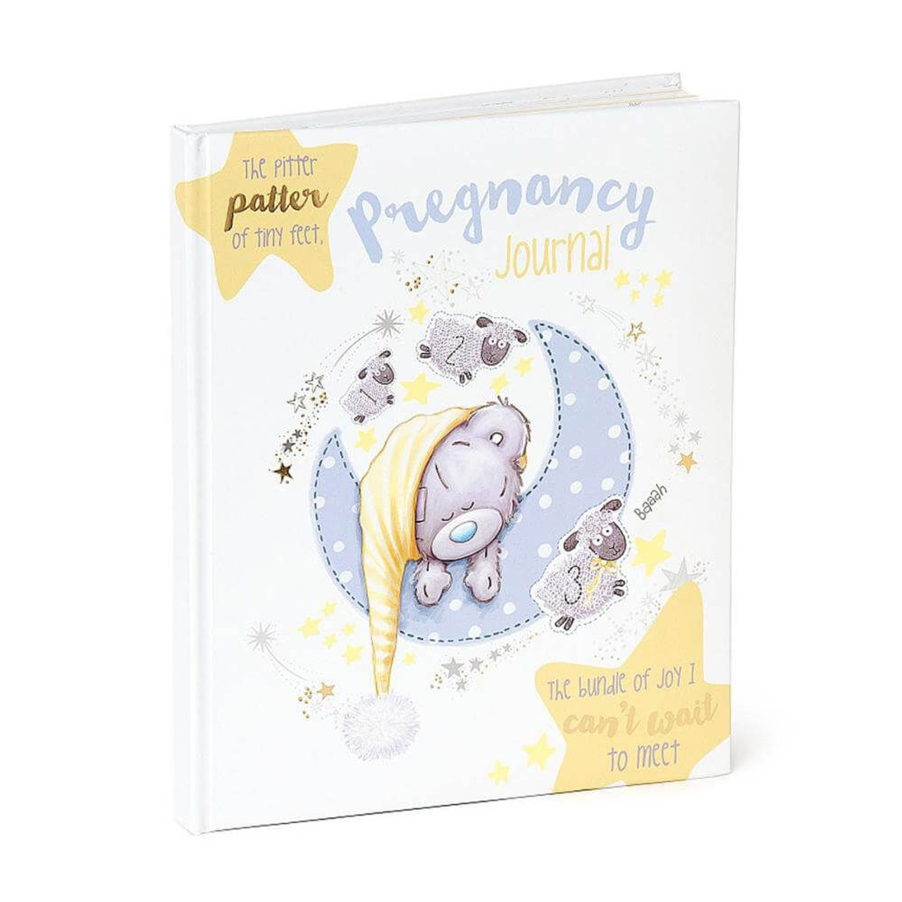 Tiny Tatty Teddy Pregnancy Journal at Baby Barn Discounts This beautiful Tiny Tatty Teddy keepsake hard cover book makes an ideal gift for the 'mum to be' and will help her treasure those special moments during pregnancy.