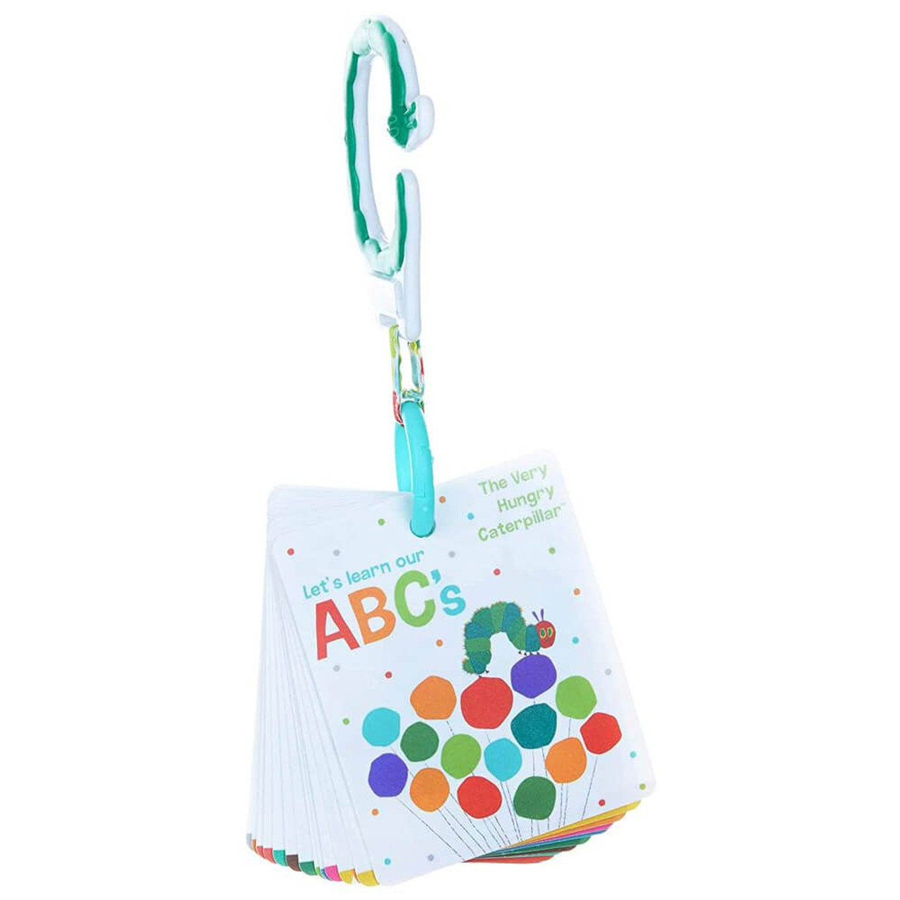 World of Eric Carle Alphabets Flashcards at Baby Barn Discounts Learning alphabets with this Eric Carle inspired waterproof double sided flashcards.