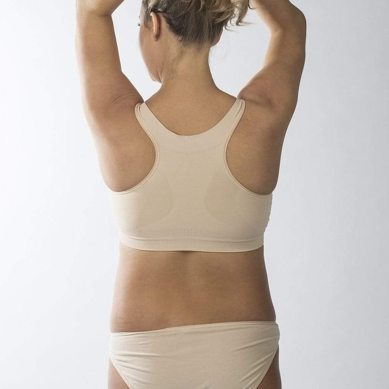 New Beginnings Active Maternity Bra Small at Baby Barn Discounts Wire-free frame, seamless soft cups and high quality microfibre material deliver comfort that is undeniable!