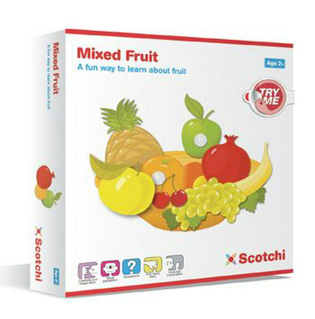 Scotchi Mixed Fruit Matching Game at Baby Barn Discounts Little ones will have so much fun sorting and matching by colour, shape, favourite fruit and so much more!