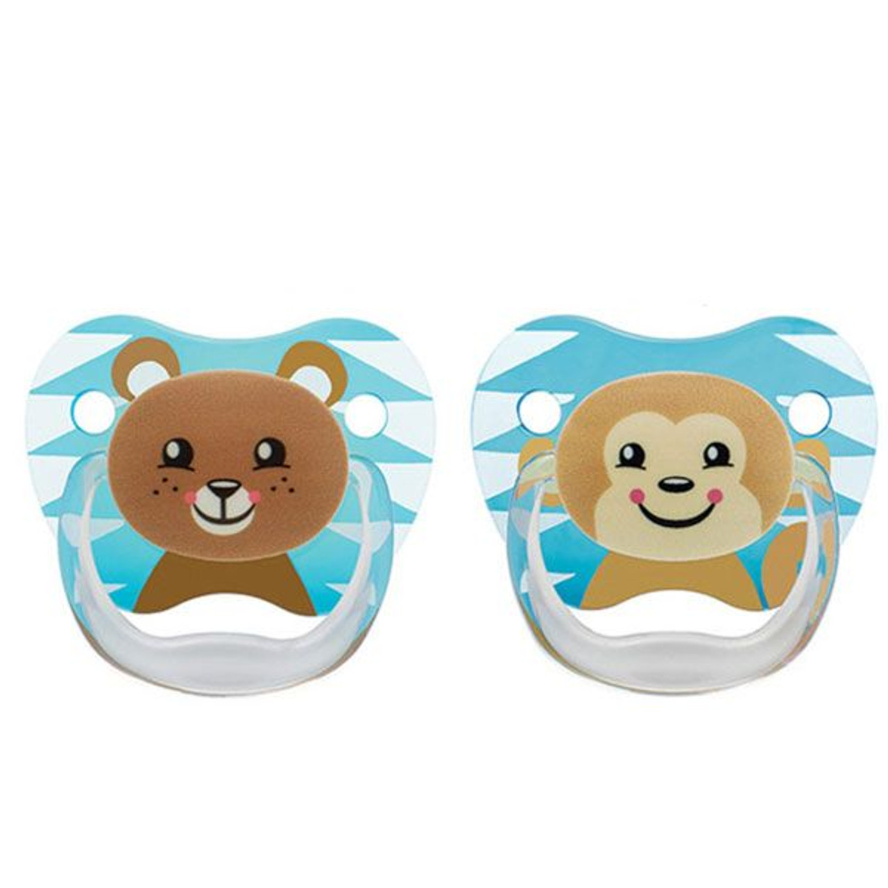Dr Brown's PreVent Printed Shield Pacifier 6-12m 2pk at Baby Barn Discounts Dr Brown's Prevent orthodontic Suction-Free Air Channel helps reduce suction and palatal pressure.