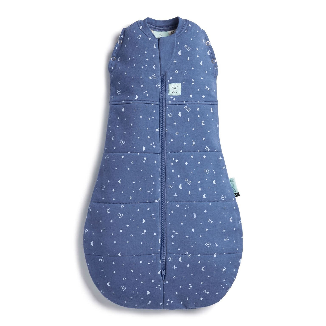 Ergopouch Cocoon Swaddle Bag 2.5 tog at Baby Barn Discounts Ergopouch cocoon winter swaddle perfect for newborns during winter months 17°C and 23°C.