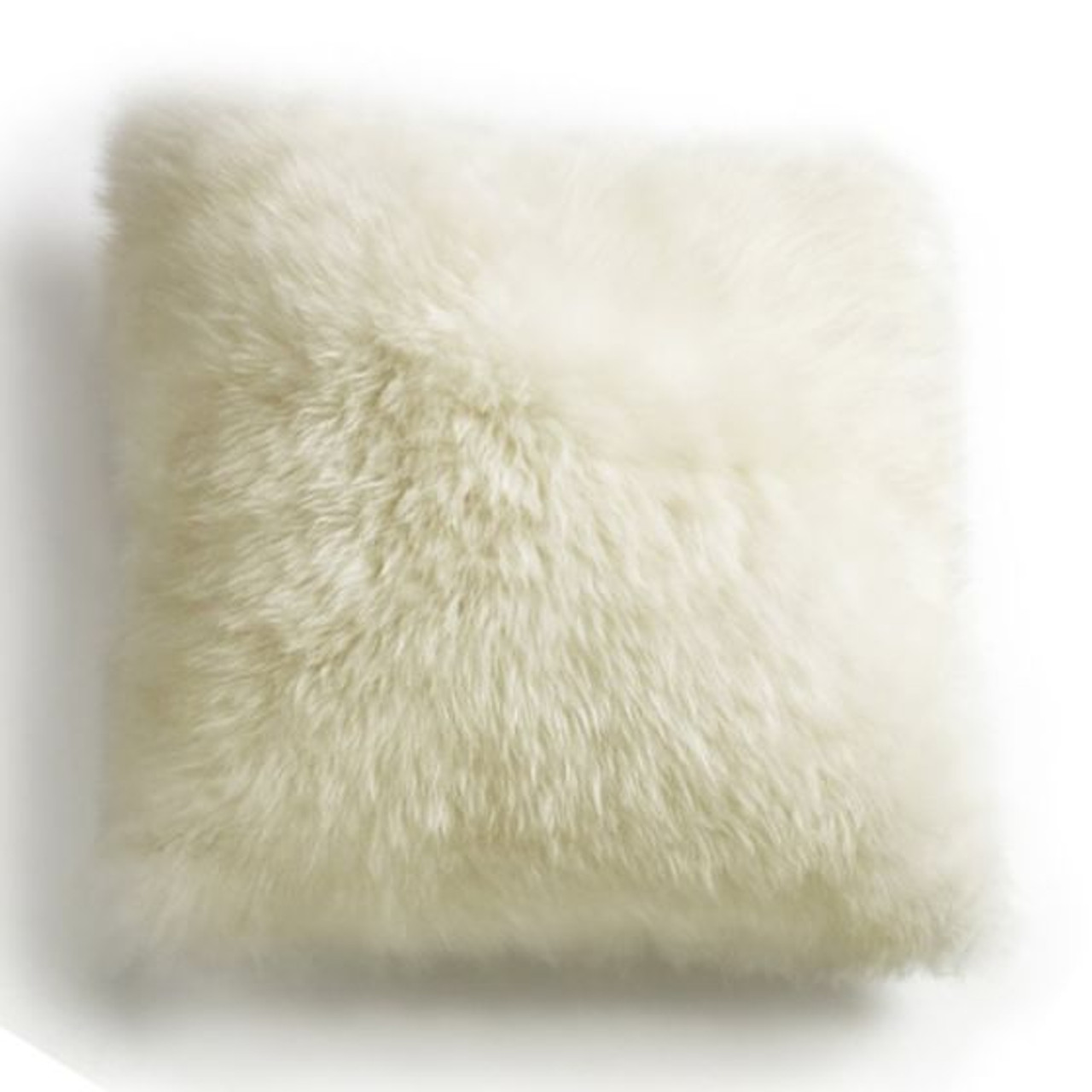 Auskin Cushion Long Wool Cushion Cover 40cm at Baby Barn Discounts The Auskin Sheepskin is a single-sided chair pads or sheepskin seat pads which are made from longwool with a cotton quilted backing.