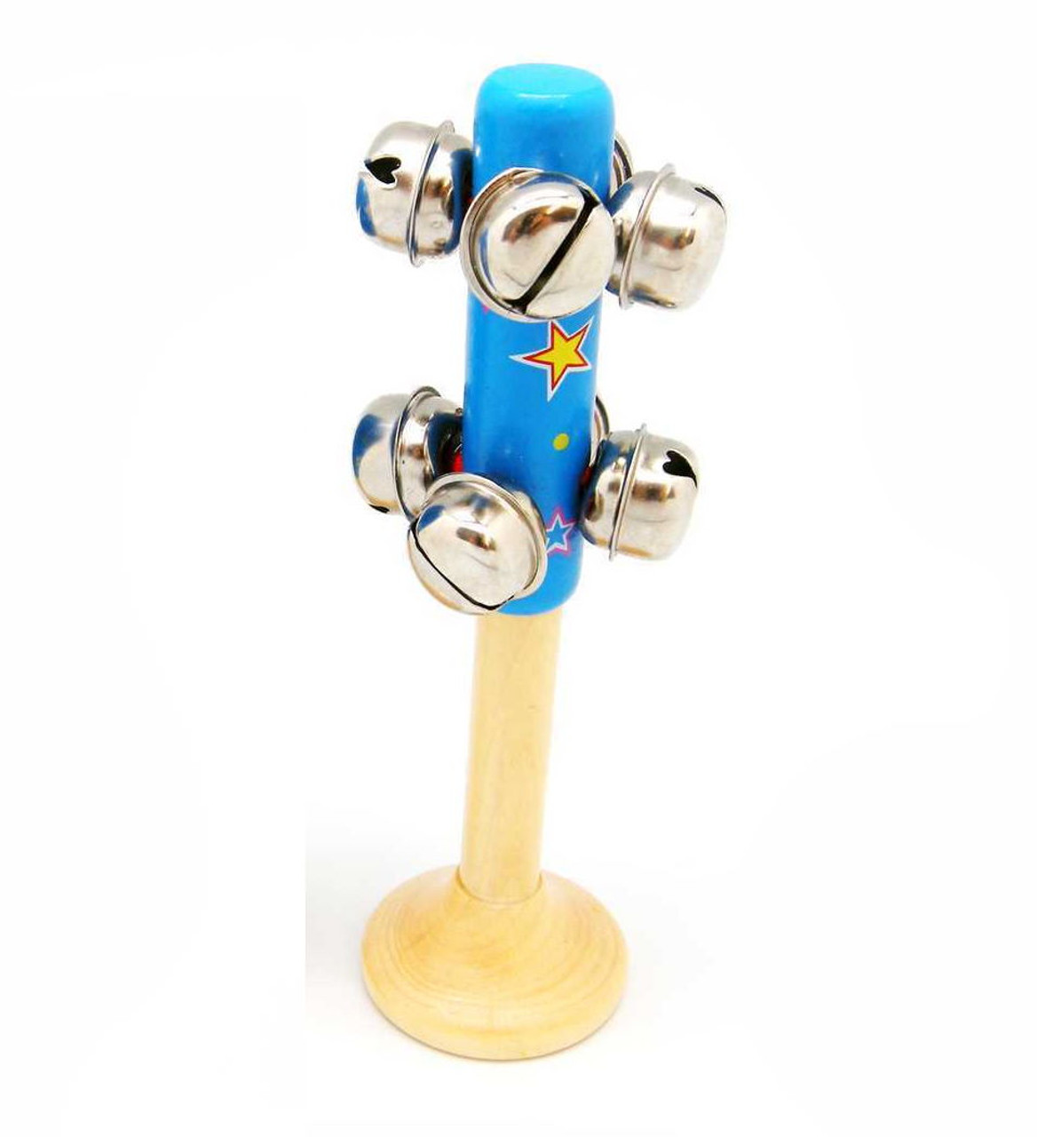Kaper Kidz Bell Stick at Baby Barn Discounts A classic musical bell stick, loved by little ones. Perfect for little hands, easy to use and is a fantastic toy for little ones who enjoy making music.