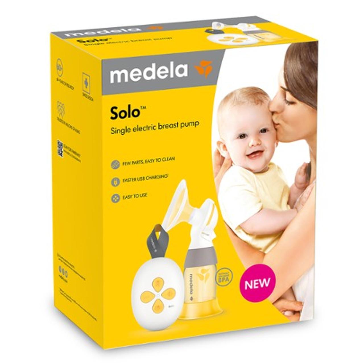 Medela Solo Single Electric Breastpump at Baby Barn Discounts