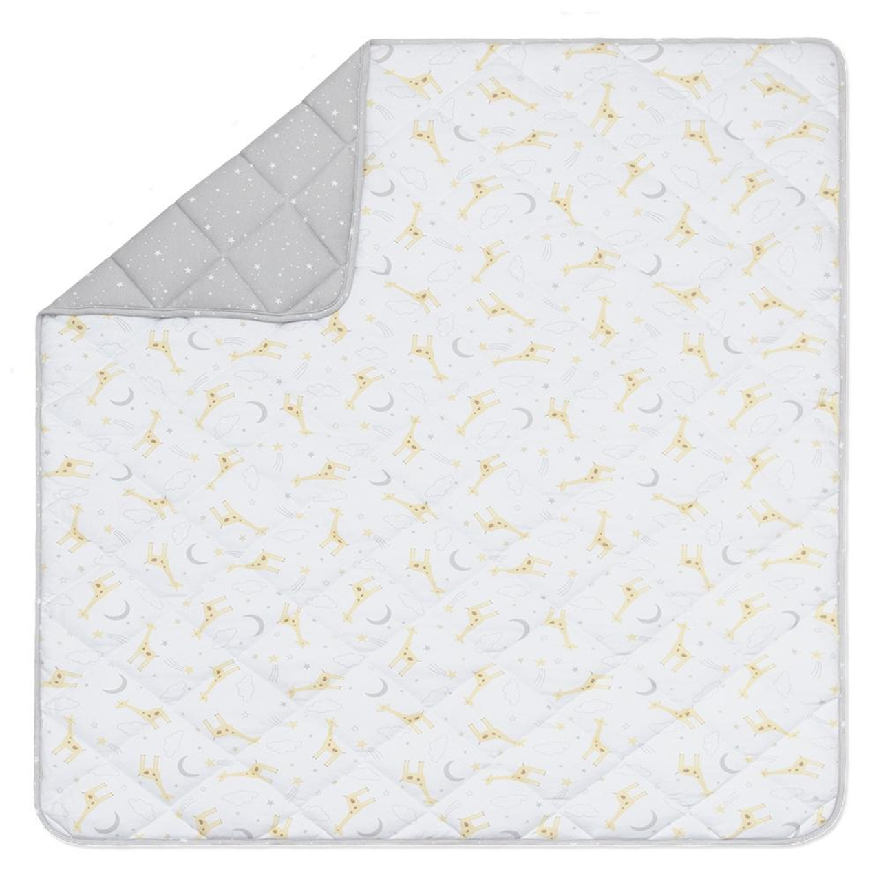 Living Textiles Jersey Cot Comforter at Baby Barn Discounts