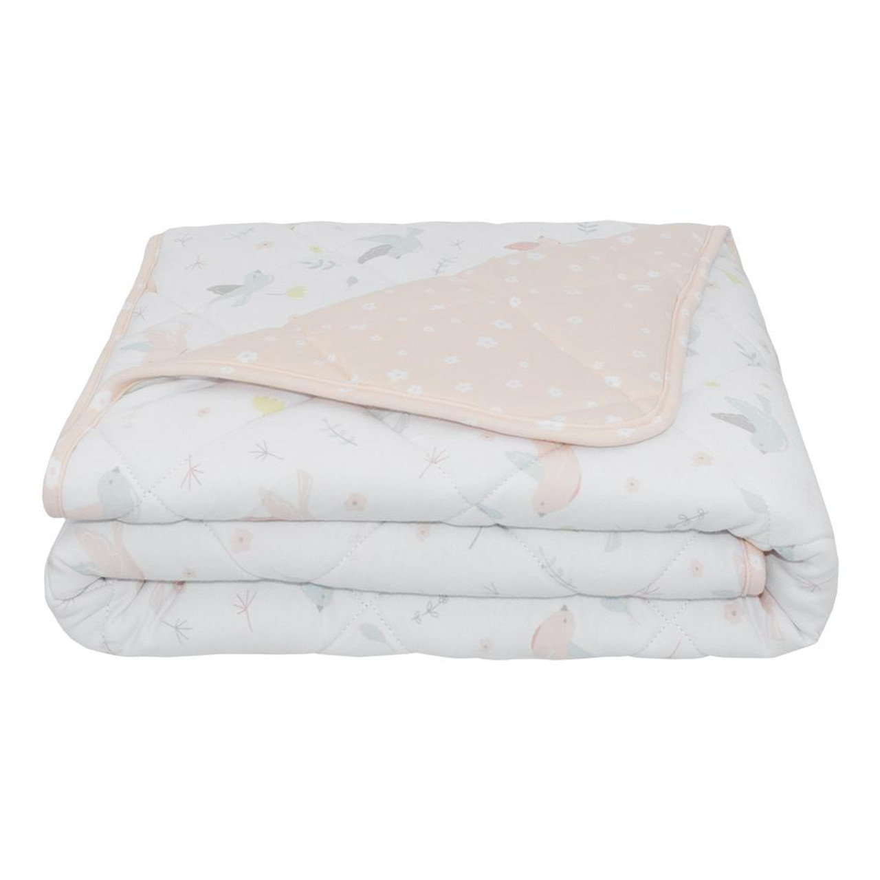 Living Textiles Jersey Cot Comforter at Baby Barn Discounts Generously sized, luxurious cot comforter from Living Textiles is made from super soft 100% cotton jersey.