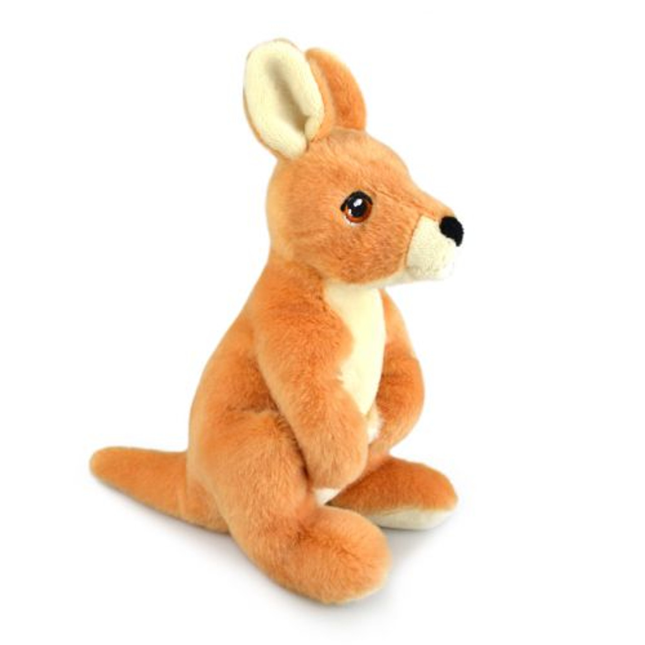 Korimco Kangaroo Keeleco at Baby Barn Discounts The loveable plush kangaroo that's 100% recycled, 100% huggable and made from responsible resources. The perfect companion for Aussie kids.