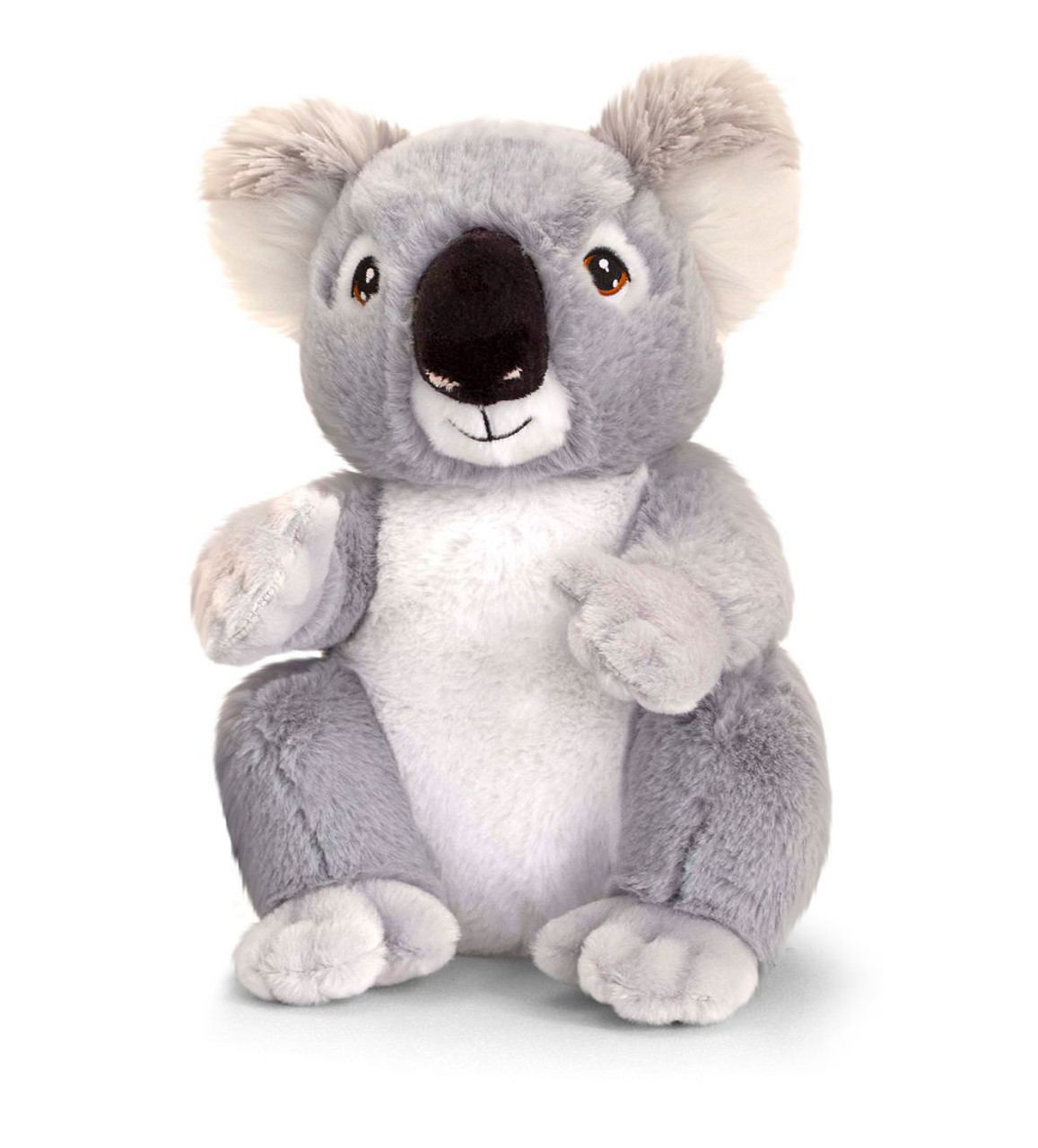 Korimco Koala Keeleco at Baby Barn Discounts The loveable plush koala that's 100% recycled, 100% huggable and made from responsible resources. The perfect companion for Aussie kids.