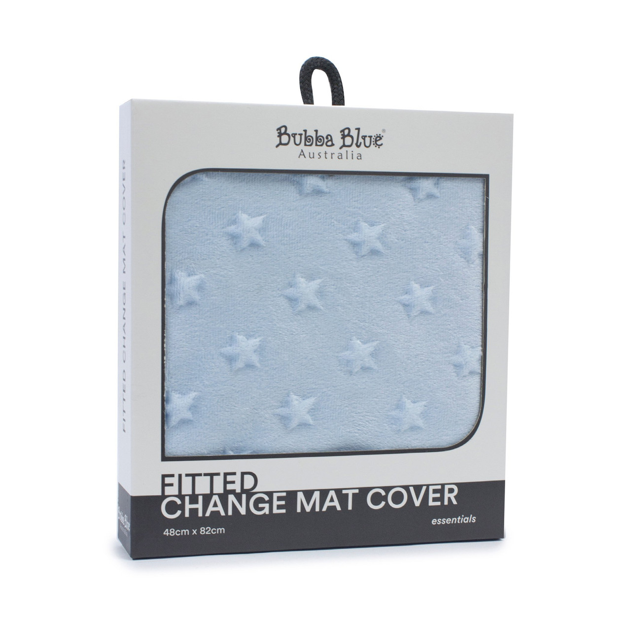 Bubba Blue Sherpa Change Mat Cover BLUE at Baby Barn Discounts Bubba Blue elasticized fit best selling change mat cover, these change mat covers and super soft and fit most change pads.