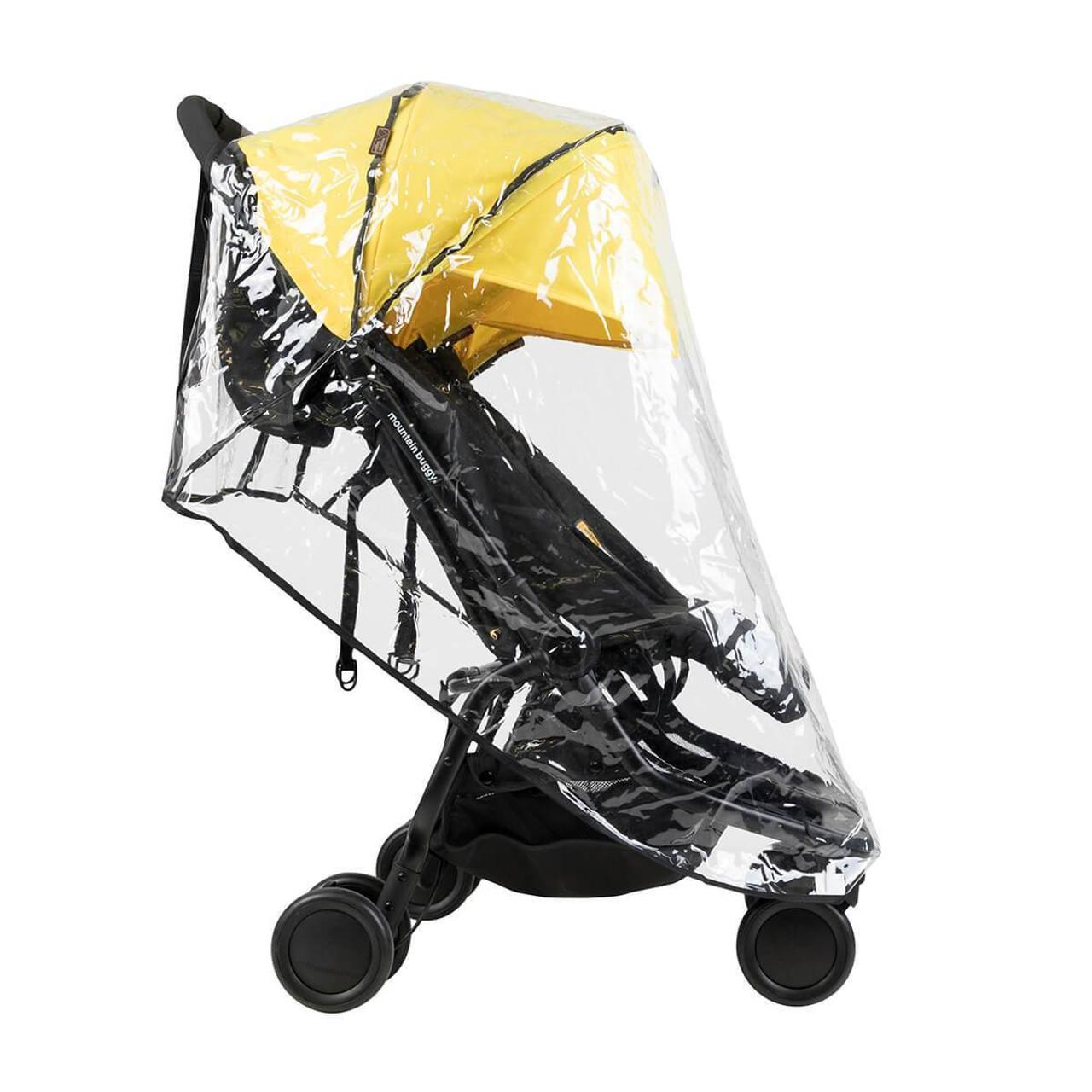 Mountain Buggy Nano Duo Storm Cover at Baby Barn Discounts