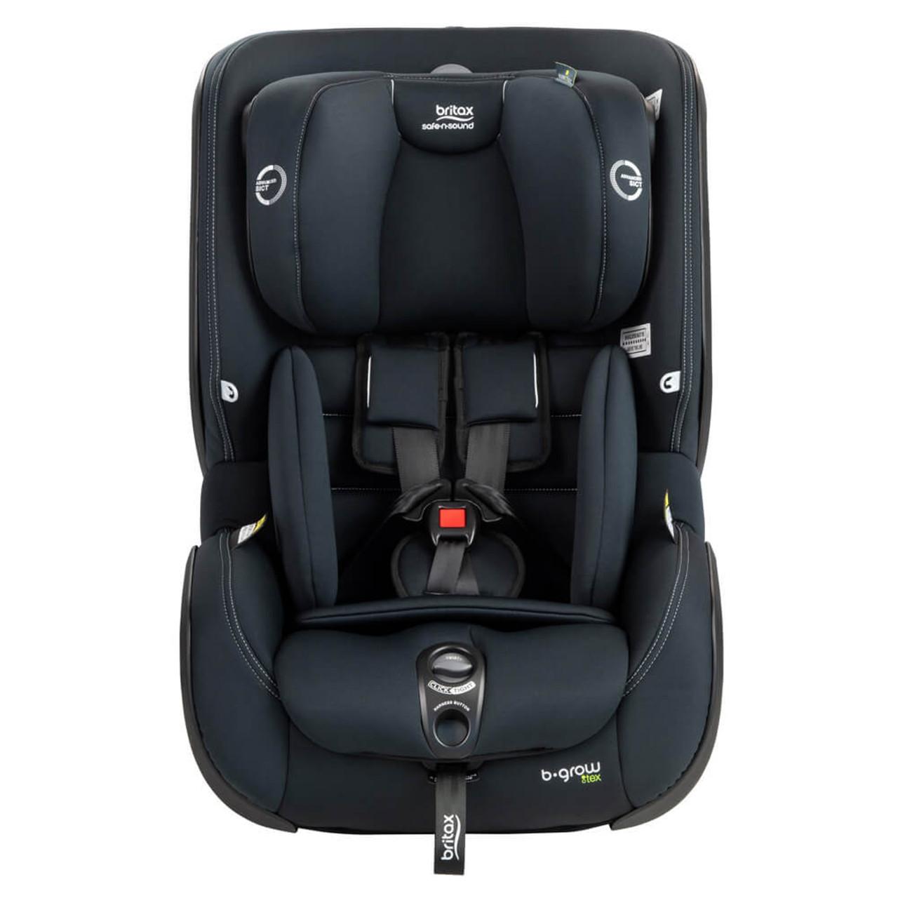 simplifies car seat installation