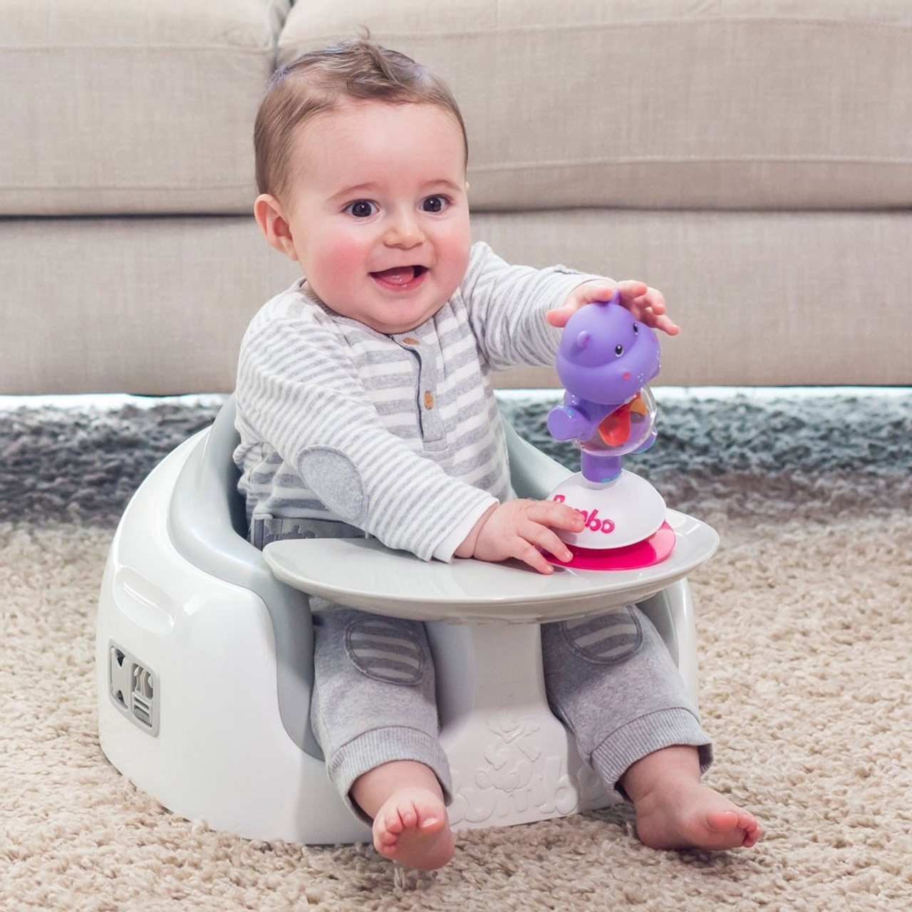Bumbo Multi Seat grows with your child