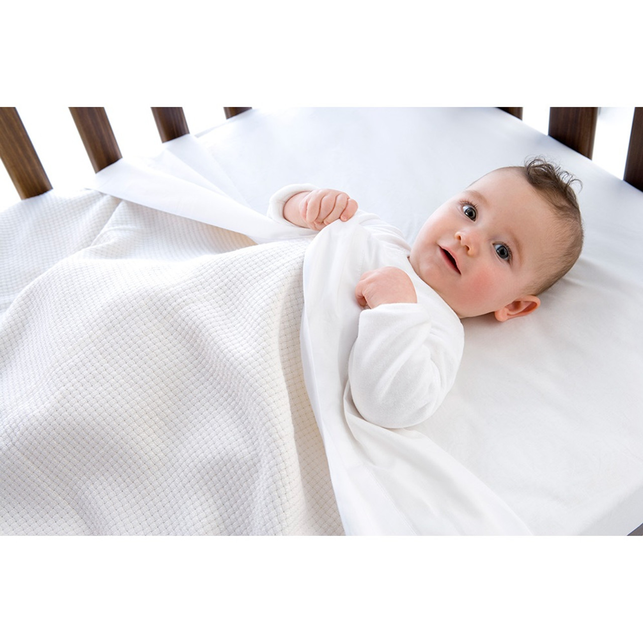 Little Bamboo Cot Fitted Sheet