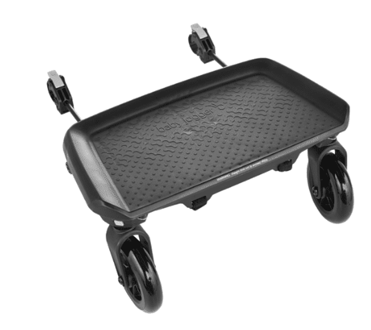 Baby Jogger Glider Board v2 - The Glider Board is a great way to let your older child hitch a ride.