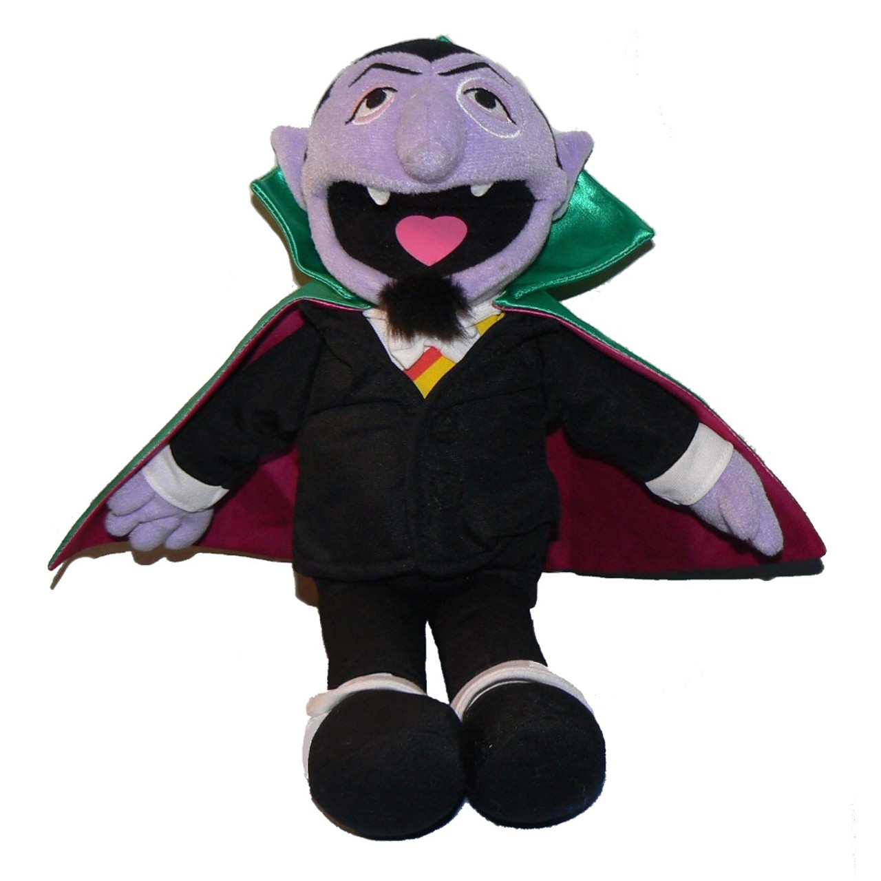 Sesame Street The Count Soft Toy 36cm