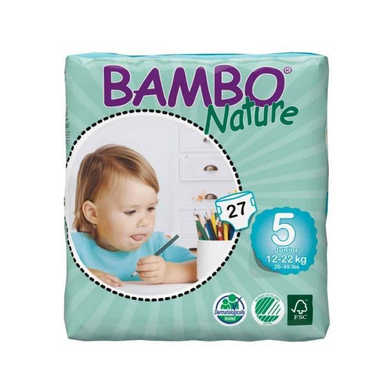 Bambo Bambo Nature Eco 1 - 22kg
