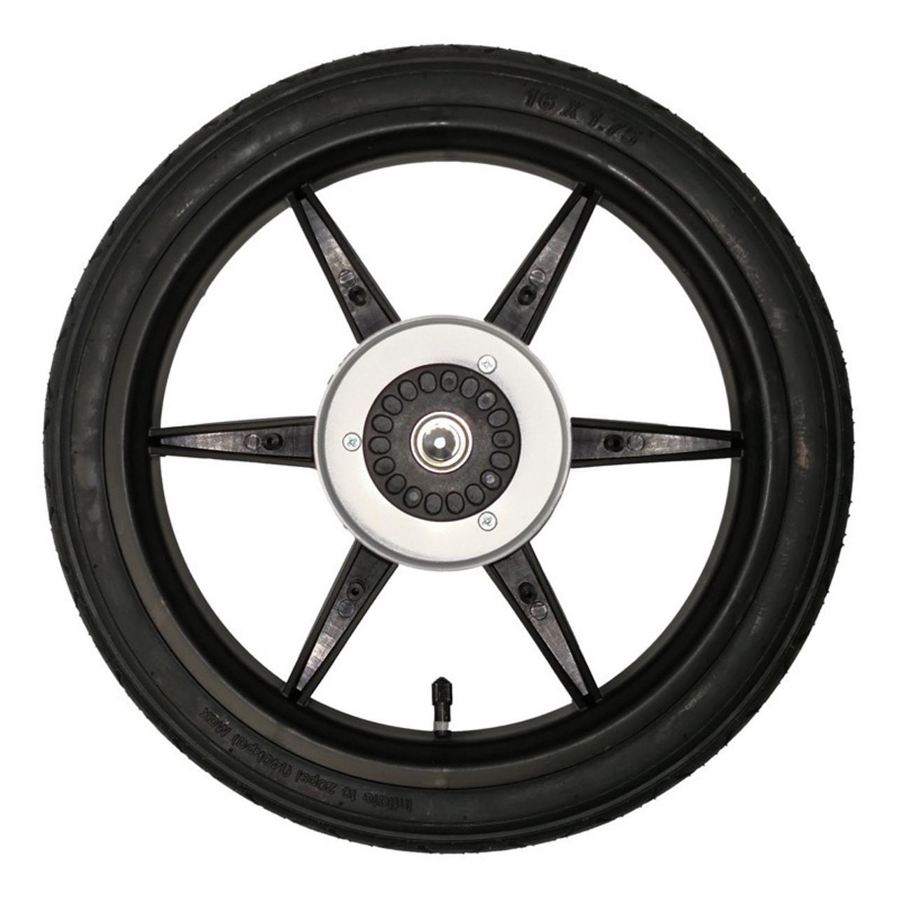 "Mountain Buggy - 16"" Complete Rear Wheel - suits Terrain (2015+ models)"