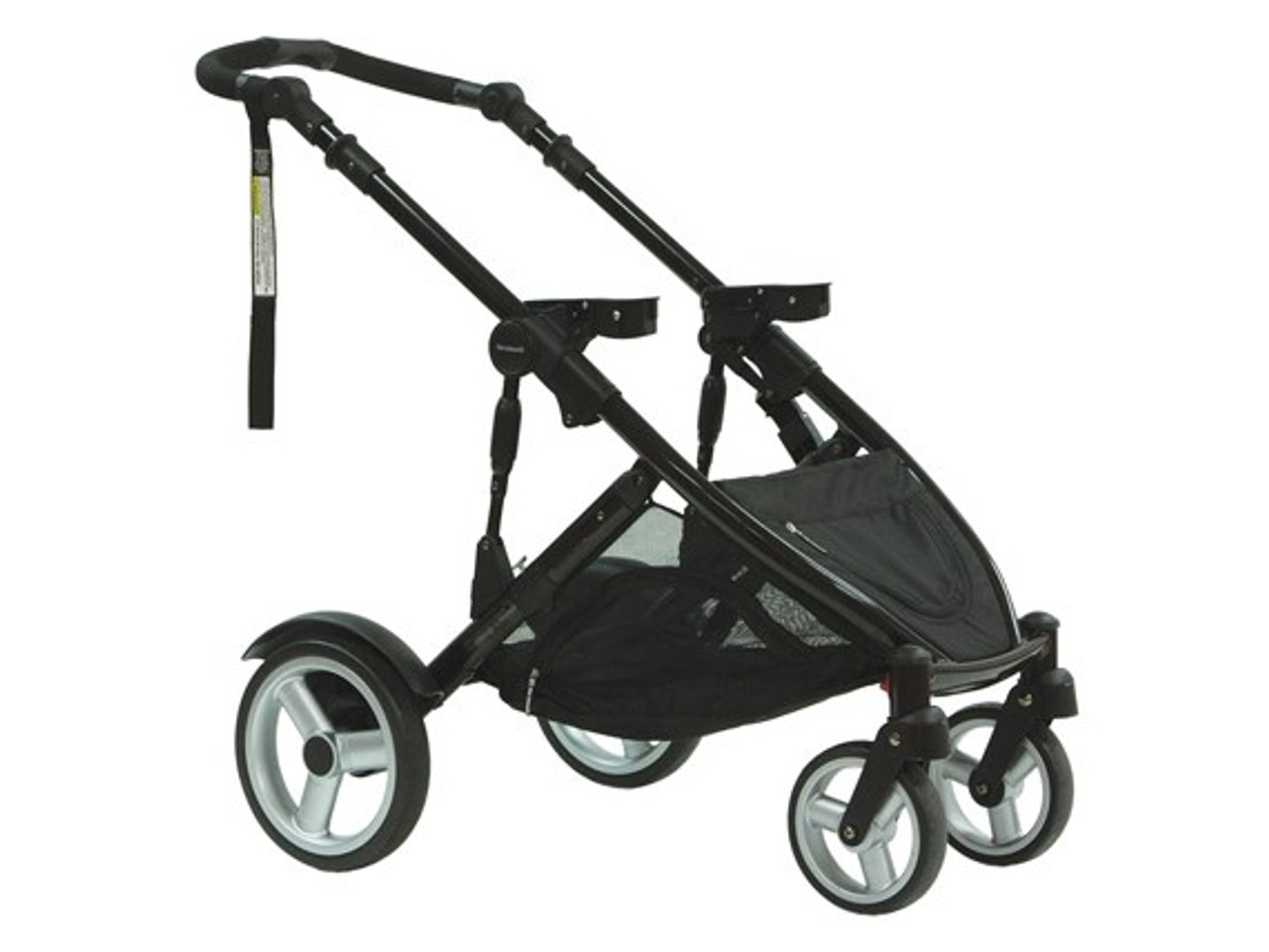 Strider Click & Go Receiver - Transform your Strider stroller to accommodate a Britax Unity Infant Carrier.