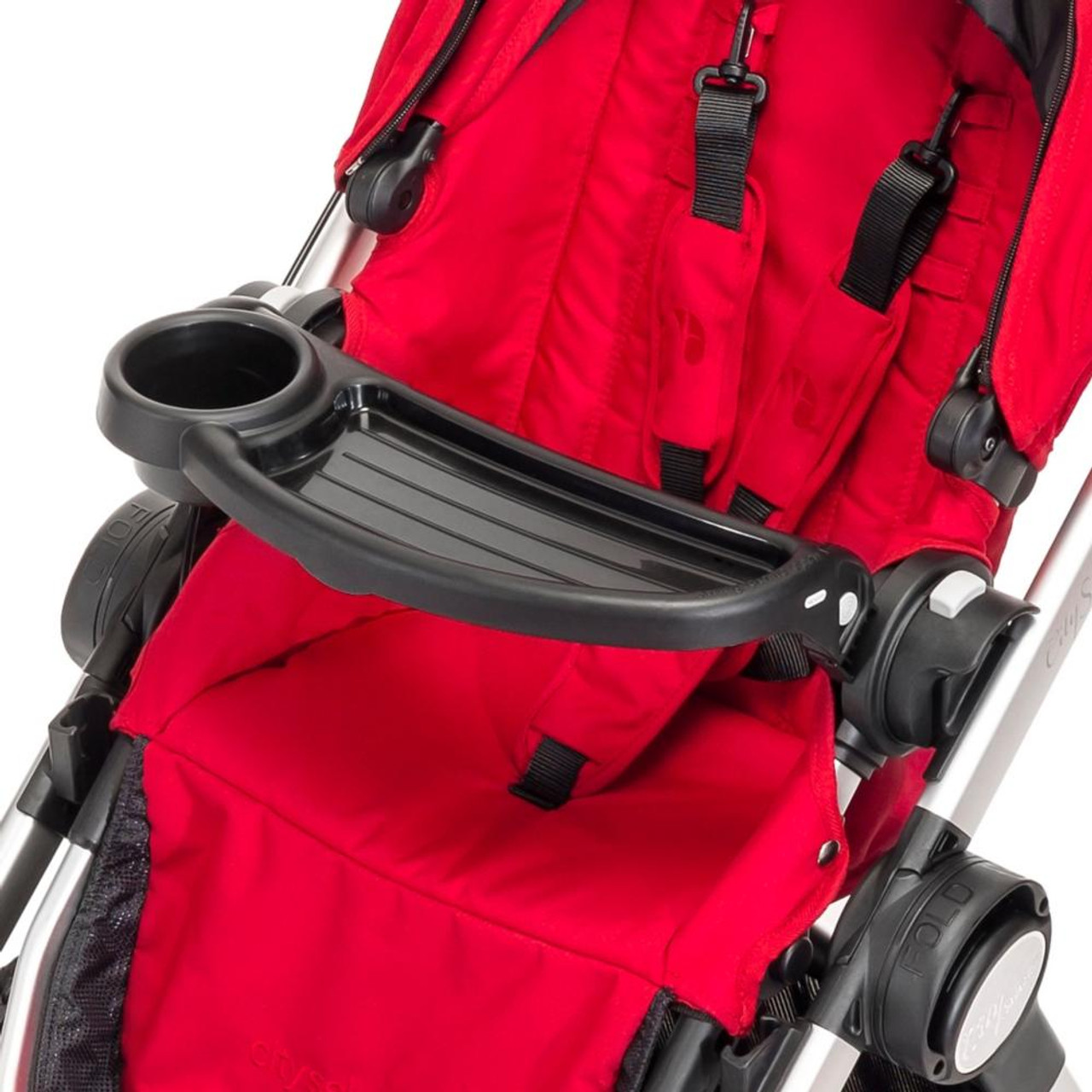 Baby Jogger City Select Child Tray - Every child can easily find his or her drink and snacks with the City Select Child Tray.