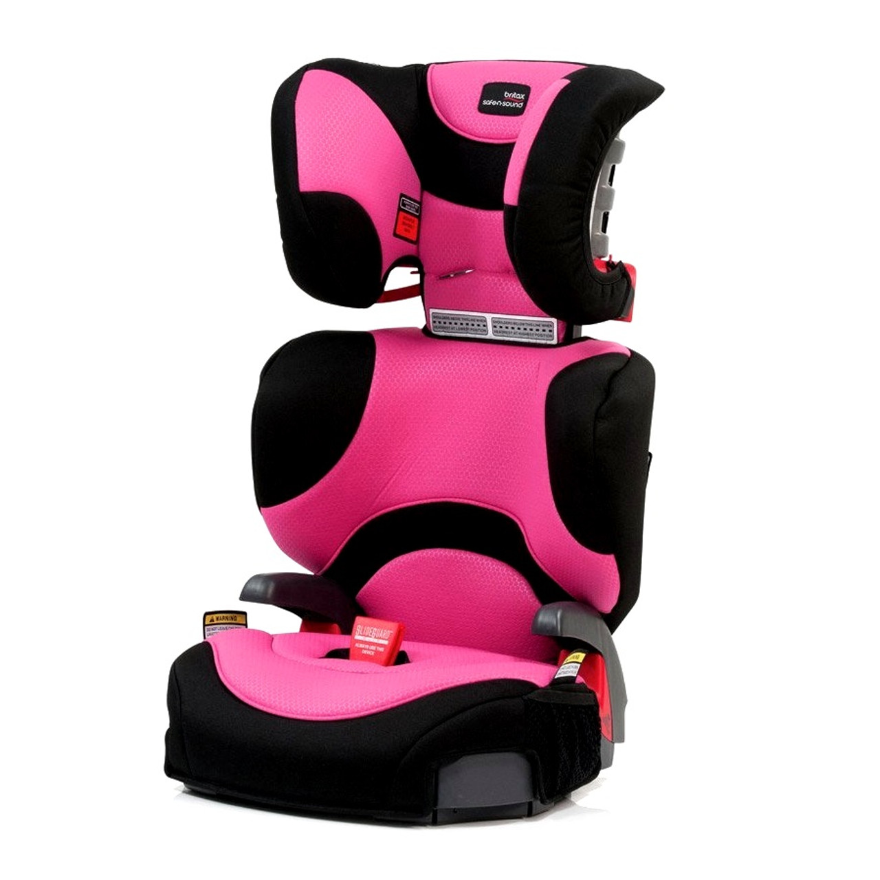 Safe n Sound Hi Liner SG Booster Seat - Pink