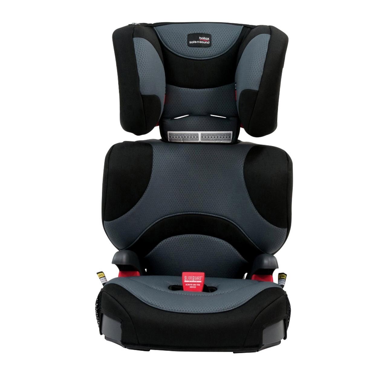 Safe n Sound Hi Liner SG Booster Seat - Grey