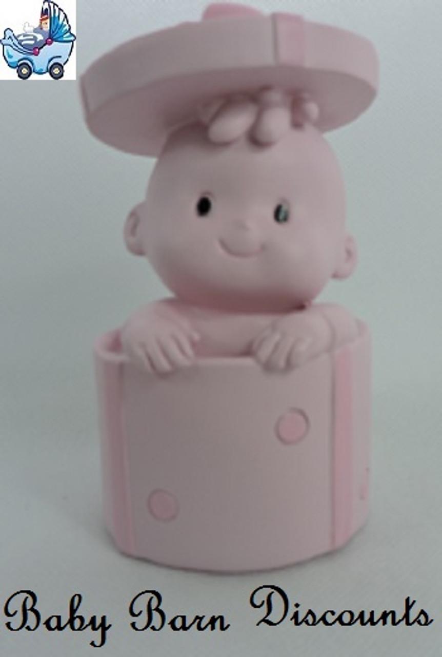 Pink Baby Money Box